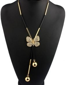 Butterfly necklace - MillennialShoppe.com