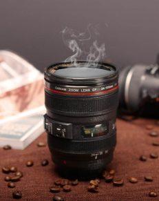 Camera Lens Mug - MillennialShoppe.com
