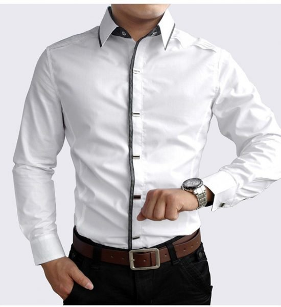 Cotton Casual Shirt 2 550x600 - Cotton Casual Shirt - MillennialShoppe.com | for Millennials