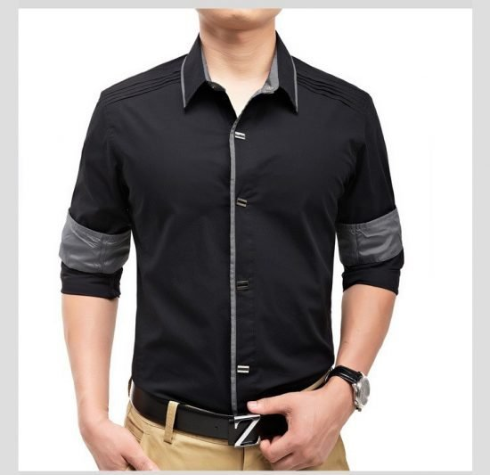 Cotton Casual Shirt 3 550x533 - Cotton Casual Shirt - MillennialShoppe.com | for Millennials