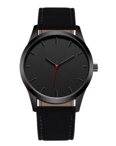 Minimalist Black Watch 231x291 - Minimalist Black Watch - MillennialShoppe.com | for Millennials