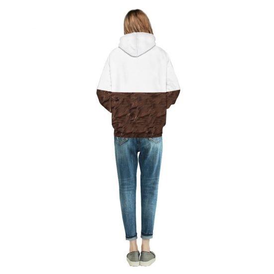 Nutella 2 550x550 - Nutella Hoodie - MillennialShoppe.com | for Millennials