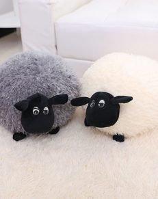 Funny Cute Sheep Pillow Cushion Plush Toys Soft Comfort Cushion Stuffed Dolls Baby Kids Cartoon Gift 231x291 - Fluffy Sheep Pillow - MillennialShoppe.com | for Millennials