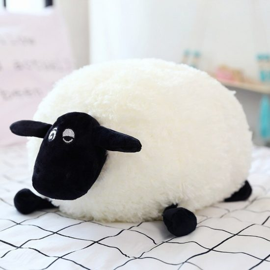 Stuffed Animals Plush Wool Velvet Toy Dolls Accessories Sleeping Pillow Plush Animal Toy Children Classic Toys 5 550x550 - Sheep Plush Toy - MillennialShoppe.com | for Millennials